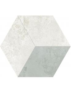 Tubadzin Torano Mozaika Gresowa Hex 2 34,3x29,7