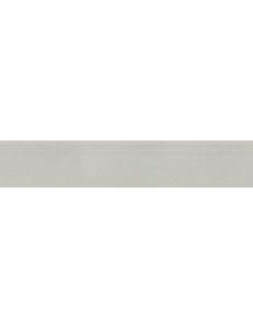Tubadzin Urban Space Light GreyPodlogowa Stopnica 119,8x29,6