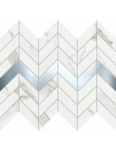 Tubadzin Vienna White Mozaika 29,8x24,6