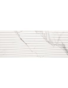 Tubadzin Vienna Płytka ścienna White STR 29.8x74.8