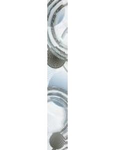 Бордюр Mare вертикальный серый