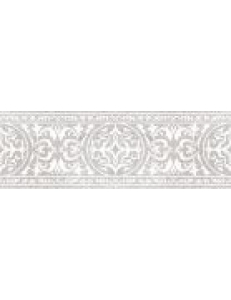 Бордюр Rene широкий серый / БШ 153 071-2