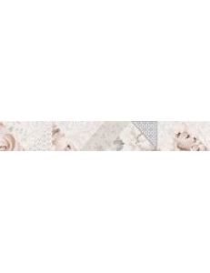 Бордюр Rene вертикальный серый / БВ 153 071