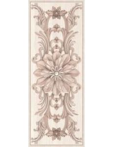 Декор Ivory коричневый