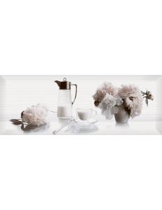 Pergamo декор белый / Д 123061-3