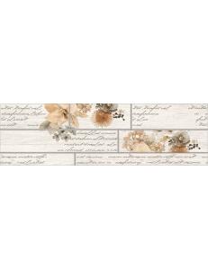 DREAM бордюр напольный серый / БН 105 071