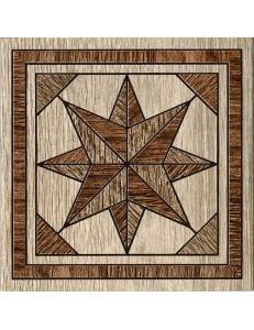 MASSIMA декор напольный коричневый / ДН 57 031