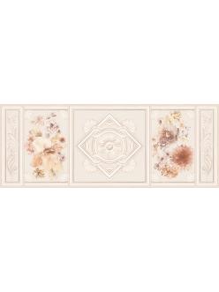 Плитка TREVISO декор серый / Д 119 071