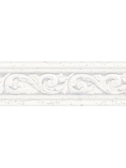 Плитка TREVISO бордюр широкий серый / БШ 119071