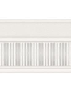 ARTE бордюр широкий белый / БШ 132061