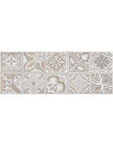 DOLORIAN декор серый светлый / Д 113071-1
