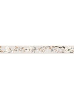 Плитка DOLORIAN бордюр вертик. серый / БВ 113 071