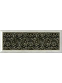 Плитка VICTORIAN декор чёрный