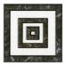 Плитка ALON декор напольный серый / 13,7х13,7 ДН 39 071