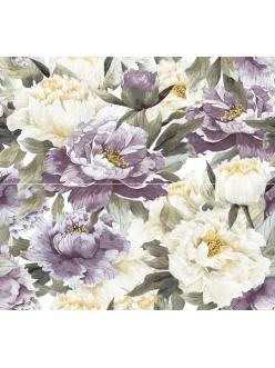 Плитка METALICO декор-панно фиолетовый / П 89 051