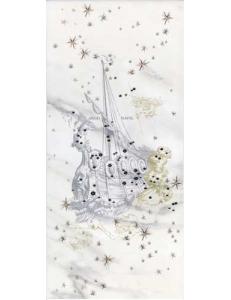 ALON декор серый /23х50 Д 39071-2 Cassiopea