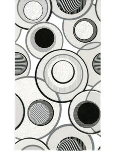 FLUID декор белый /23х40 Д 15061-1