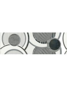 FLUID бордюр широкий белый /23х7,5 БШ 15061-1