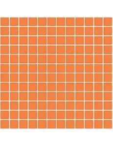 Темари оранжевый матовый 20065