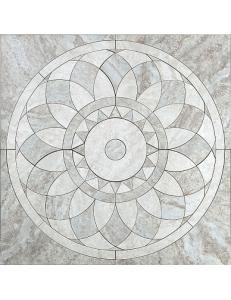 Декор Триумф розон наборный ID33