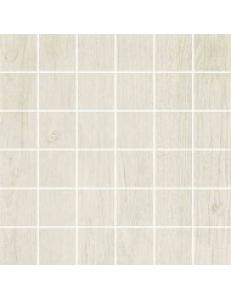 Cortada Bianco MOZAIKA A (kostka 4,8 x 4,8) 29,8 x 29,8