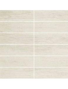 Cortada Bianco MOZAIKA B (kostka 4,8 x 14,8) 29,8 x 29,8