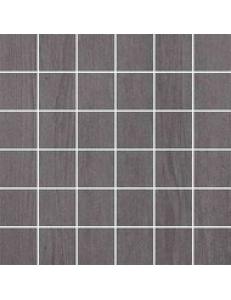 Cortada Grafit MOZAIKA A (kostka 4,8 x 4,8) 29,8 x 29,8