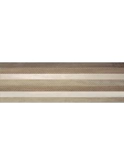 Плитка Baldocer DÉCOR LINEE VASARI BROWN 28 X 85