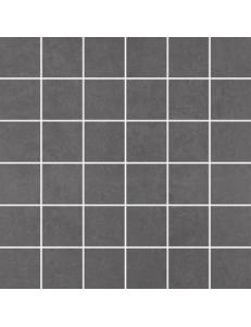 Doblo Grafit MOZAIKA POLER (kostka 4,8 x 4,8) 29,8 x 29,8