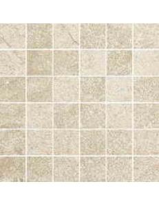 Flash Bianco 29,8 x 29,8 MOZAIKA CIĘTA (kostka 4,8 x 4,8)