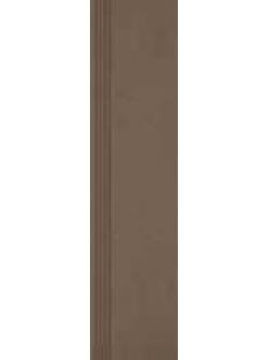 Плитка Intero Brown STOPNICA 29,8 x 119,8