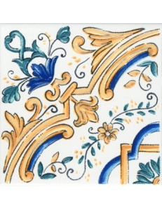 Декор Капри майолика STGA449