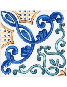 Декор Капри майолика  STGA454