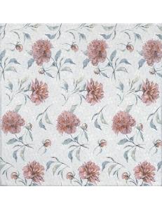 Ковентри Цветы светло-серый