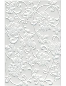 Аджанта цветы белый