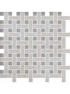 Декор Марчиана серый мозаичный