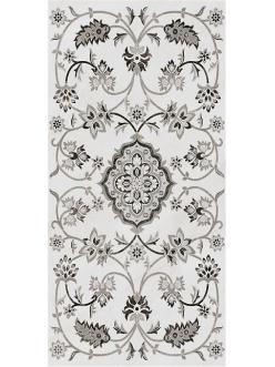 Парнас серый декорированный лаппатированный