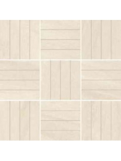 Плитка Paradyz Masto Bianco INSERTO B 29,8 x 29,8 - PÓŁPOLER