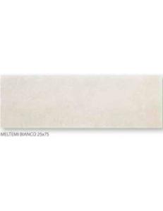 Meltemi Bianco 25 x 75 (matowa)
