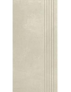 Cement Beige STOPNICA NACINANA lappato 29,8 x 59,8