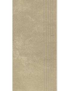 Cement Ochra STOPNICA NACINANA mat 29,8 x 59,8