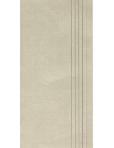 Cement Beige STOPNICA NACINANA mat 29,8 x 59,8