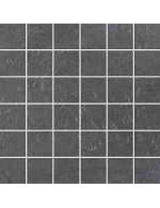 Obsidiana Grafit MOZAIKA A (kostka 4,8 x 4,8) 29,8 x 29,8
