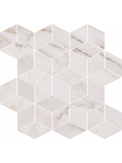 Carrara Pulpis CARRARA MOSAIC WHITE