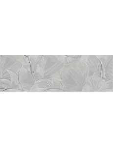 Flower Cemento Light Grey Inserto Декор