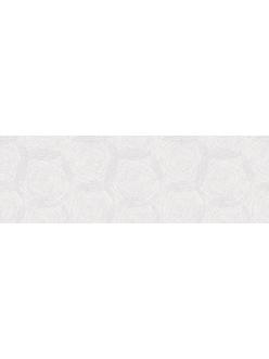 Glamour White Inserto Geo Декор