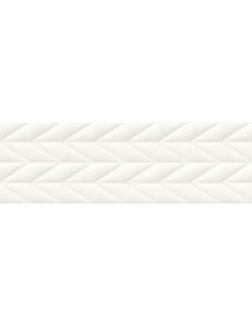 Opoczno French Braid White Structure