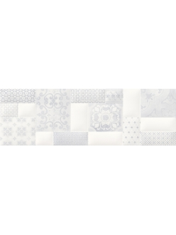 Плитка Pillow Game Inserto Patchwork Декор