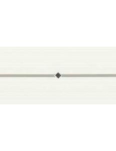 Secret Bianco INSERTO MURANO 29,5 x 59,5