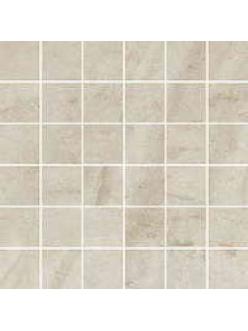 Плитка Paradyz Teakstone Bianco MOZAIKA CIĘTA (kostka 4,8 x 4,8) 29,8 x 29,8